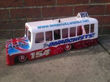 American School Bus Banger Racing V12 body shell Van  Kamtec ABS £10.49
