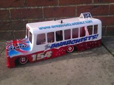 American School Bus Banger Racing v12 carrozzeria Van kamtec ABS £ 10.49