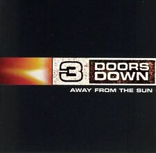 3 DOORS DOWN Away from the Sun CD