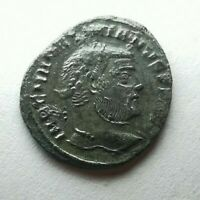 Maximinus II Daia 305-313 AD AE Quarter-follis Ancient Authentic Roman coin