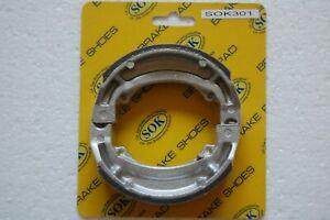 REAR BRAKE SHOES fit KAWASAKI KLX 125  2003-2006 KLX125 KLX125L