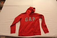 GAP STRETCH HOODIE SWEATSHIRT!  SIZE XS!  RED!