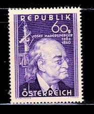 Austria Scott #571 Josef Madersperger Inventor MNH  <A557>