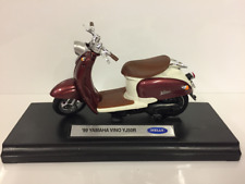 Yamaha Vino YJ50R Brown Copper Cream 1999 1:18 Scale Welly 12142