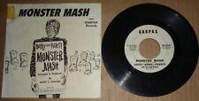 BOBBY (BORIS) PICKETT AND THE CRYPT-KICKERS - Monster Mash - Garpax 45-44167