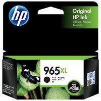 Genuine HP 965XL Black Ink 3JA84AA OfficeJet 9010 9012 9016 9018 9019 9020 9026