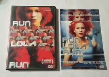 Run Lola Run Dvd In Very Good Conditions Franka Potente