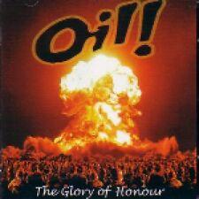 OIL! - THE GLORY OF HONOUR CD oi! skins stomper onkelz
