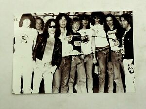Lets Become one of the Ramones  Mark James Powers photo