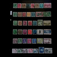 CANADA (3)    Small Fine Used Collection     F019   Free Shipping