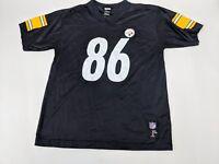 NFL Team Apparel Ward Jersey #86 Size XL 18-20