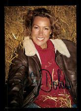Gaby Dohm Rüdel Autogrammkarte Original Signiert # BC 89255