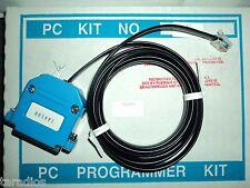 Relm / Bendix king Base / Repeater radio PROGRAMMING CABLE and adapter Box DBU