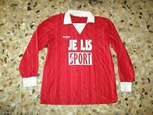 Maillot porté shirt worn 1990-1991 N° 2 Coupe De France MARTIGUES CHATEAUROUX ?