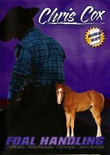 Chris Cox Foal Handling Horsemanship 2 Dvd set