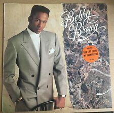 Bobby Brown - Don't Be Cruel UK 1988 LP MCA Recs