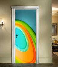 Door Abstract Wall Decals & Stickers