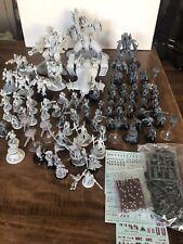 Warhammer 40K Massive Tau Empire Army W/ Stormsurge Ghostkeel Riptide Broadside
