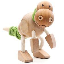 Tyrannosaurus / T REX-Giocattolo in legno DINOSAURO CON ARTI flessibili | | dalla ANAMALZ
