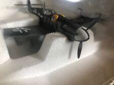 NEW Franklin Mint Armour 1/48 diecast Luftwaffe Bf-109G Molders B11B597