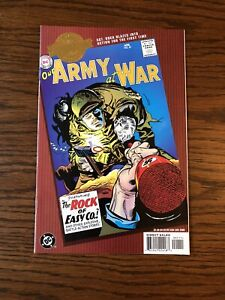 MILLENNIUM EDITION: OUR ARMY AT WAR #81 - 1ST APP. OF SGT. ROCK - 2000 DC COMICS