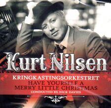 CD Kurt Nilsen, Have Yourself A Merry Little Christmas, 2010, NEU, Weihnachten