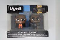 FUNKO VYNL: Black Panther - Shuri and T'Challa Marvel Comics
