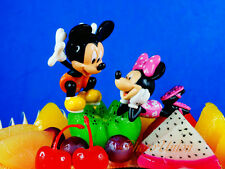 Tortenfigur Decoration Disney Mickey Minnie Mouse Set 2 Spielzeug Figurs A630 AB