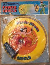 Vintage 1976 Funstuff Wonder Woman Power Shield still in package!