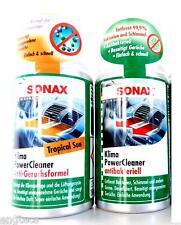 69,97 €/L 2x SONAX KLIMA POWER CLEANER ANTIBAKTERIELL ANTI-GERUCHSFORMEL