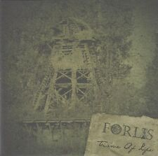 Forlis - Tissue of Life (CD, 2010, Regimental Records) Fast Shipping!