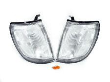 Depo Chrome Clear Front Corner Lights Lamps For 96 97 98 Toyota 4Runner 4 Runner