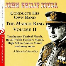 John Philip Sousa - March King: Historical Recording 2 [New CD] Manufactured On