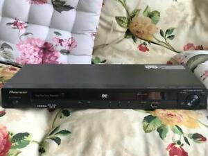 Pioneer DV-610 AV DVD-Player mit HDMI 1080p, SA-CD, DVD-Audio,CD-Ripping auf USB