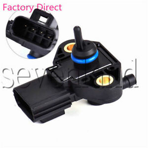 SL 3F2E-9G756-AD FUEL PRESSURE INJECTOR INJECTION MAP SENSOR  FOR FORD LINCOLN