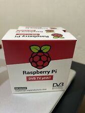 Raspberry Pi DVB TV uHAT (Genuine uk stock )