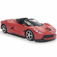 Ferrari LaFerrari Aperta 1:43 Model Car Diecast Gift Toy Vehicle Collection Red