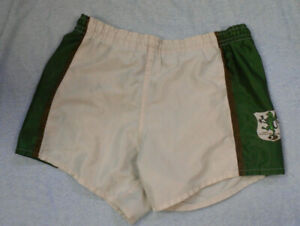 #VV1.  SMALL EAST MAITLAND GRIFFINS SCHOOL BOYS  RUGBY LEAGUE   SHORTS