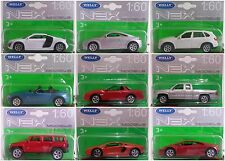 Welly Porsche Contemporary Diecast Cars, Trucks & Vans