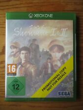 Shenmue I & II PROMO – Xbox One ~ NEW & SEALED (Promotional Copy) Full Game