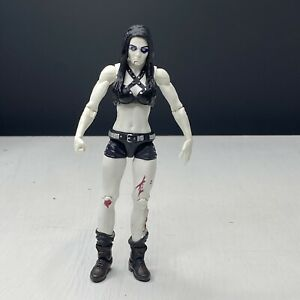 WWE PAIGE 2016 Mattel ZOMBIE TOY ACTION FIGURE DIVA WRESTLING FIGHTER