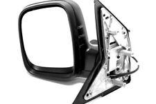 Para VW Touran cristal espejo espejo de cristal Indutherm asphärisch 2003-2010 IZQDO.