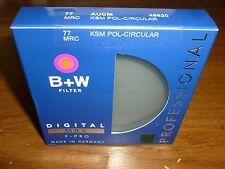 B+W F-Pro 77mm MRC AUCM Kaesemann Polarizer/Pol-Circular Filter# 66-045620