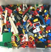 500g quality lego good mix of parts transport space city  good mix of piece size