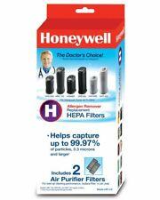 Honeywell True HEPA Purificateur d'air Filtre de rechange Lot de 2