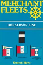 MERCHANT FLEETS N°13 DONALDSON LINE DE DUNCAN HAWS ED. TCL