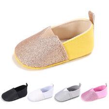 Newborn Infant Baby Boy Soft Sole Shoes Anti-slip Prewalkers Sandals Crib Tods