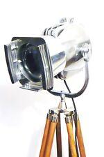 VINTAGE STRAND OF LONDON FILM LAMP ANTIQUE FLOOR LIGHT STUDIO BAUHAUS ALESSI