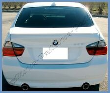 M3 Look Trunk Spoiler Wing 06-11 BMW E90 4DR 328i 325i 335i M3 #300 Alpine White