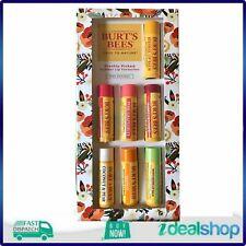 7 x Burts Bees Lip Balm in Gift Box (7 Pack)